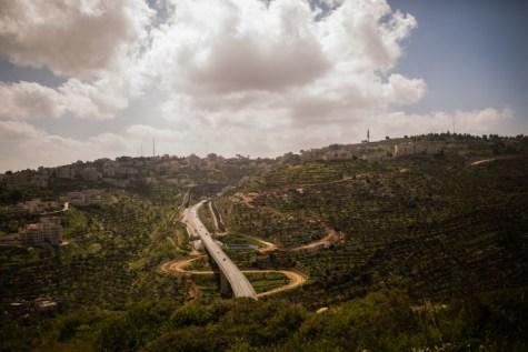 Gush Etzion Bridge & Tunnel
