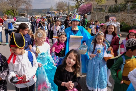 Purim Costumes 2016