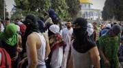 Jihadists on Temple Mount