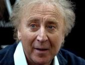 Iconic comedian and actor Gene Wilder at a book signing in 2007.