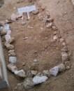 "The fresh grave of Hallel Ariel (HY""D)"