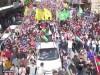 Hamas flags at Hebron funeral