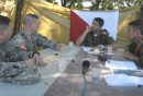 IDF and US Army commanders during exercises