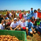 2016 Im Tirtzu Youth conference participants / Courtesy