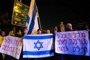 Israelis protest in support of the soldier who shot an Arab terrorist in Hebron
