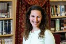 Lila Kagedan,- Newly installed Rabbi at Mount Freedom Jewish Center