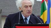 Max Mannheimer speaking about the liberation of Dachau, May 5, 2002