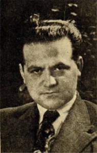 Rabbi-turned-journalist, Meyer Nurenberger