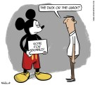 Mickey says vote