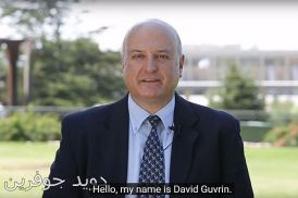 Israel Ambassador to Egypt David Govrin