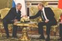 Prime Minister Benjamin Netanyahu meets with Russian President Vladimir Putin in Moscow, June 7, 2016.