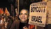 Obama Boycotts Israel