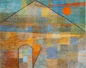 Paul Klee. The Limits of Understanding, 1927