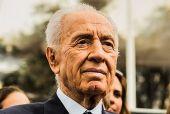 Former President Shimon Peres