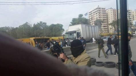 Ramallah blockade 2