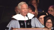 Robert Kraft at 2016 Yeshiva University Commencement Address