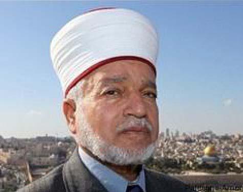 Grand Mufti of Jerusalem, Sheikh Muhammad Ahmad  / Wikipedia commonsHussein