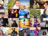 Scenes from Year 2 of Jordana Brown's aliyah