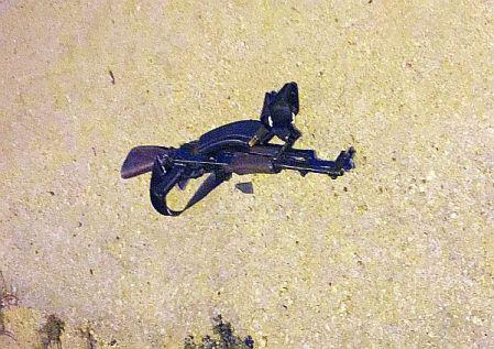 Terrorist weapon