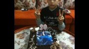Terrorist Birthday cake
