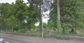 The Belfast City Cemetery / Photo credit: Google Maps