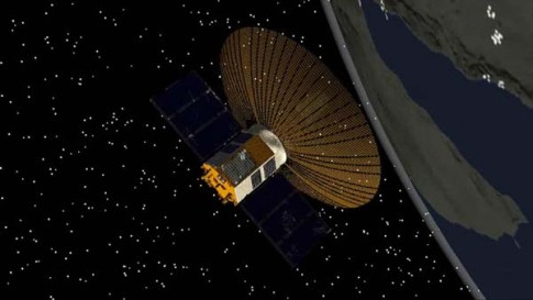The Ofek 10 Israeli satellite