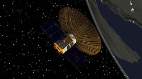 The Ofek 10 Israeli satellite