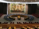 The UN Security Council Chambers