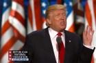 Trump in Cleveland