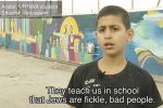 UNRWA student