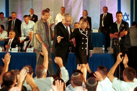 Benjamin Netanyahu becomes prime minister