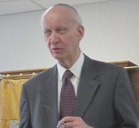 Rabbi Dr. Yitz (Irving) Greenberg