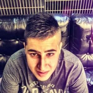 "Ziv Mizrachi H""YD. Murdered by an Arab terrorist on Nov. 23, 2015."