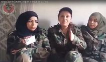 The female fighters of Brigade 130 file their complaint about their treatment in army of Syrian President Bashar al-Assad in a video interview uploaded to the internet.
