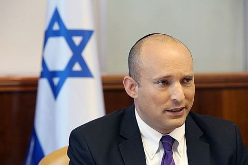 Education Minister Naftali Bennett.