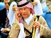 Prince Charles during a visit to Saudi Arabia last February.