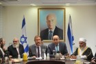 Emergency Interfaith Meeting initiated by Likud MK Glick and Zionist Union MK Bahloul in the Knesset to Promote Dialogue Ahead of Muezzin Bill