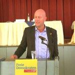 """Thüringens FDP-Chef Kemmerich: """"Vertrauen zerstört – Lauinger muss zurücktreten"""""""