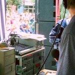 """""""Wir fragen im 20. Jahr: Was / wo / wie ist das Stadtradio Lotte?"""" – Antworten gibt es heute ab 15 Uhr  in der Eckermann-Buchhandlung in Weimar"""