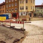 Wiederaufnahme der Bauarbeiten in der Jenaer Wagnergasse voraussichtlich ab dem 20. Februar 2017
