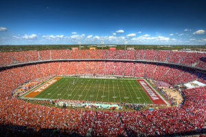 Cotton Bowl Texas-OU 2009