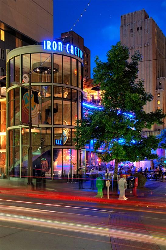 Iron Cactus Restaurant, Dallas, TX