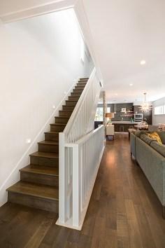 PSW stairs - 5011 Balcones