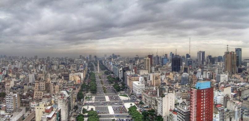 Onze man in Buenos Aires: De ogen van Columbus