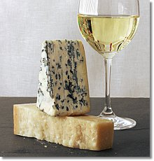 Tips for wine and cheese pairing on JillHough.com