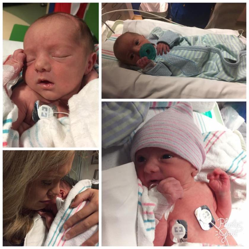 Photos from the NICU stay. Preston had several procedures- a tube placed in his kidney, 2 VCUG's and a valve ablation (however, they didn't find any valves).