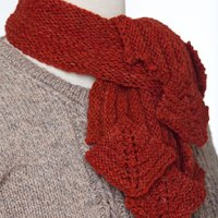 Limestone Scarf Side Static