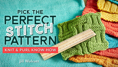 Four Free Craftsy Classes: Knit & Purl Know How