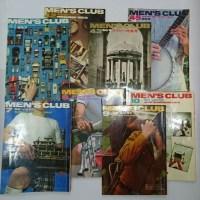 MEN'S CLUB 初期号  神保町ヴィンテージ1