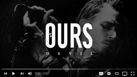 OURS Devil Interview